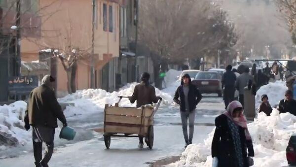 Аномальные морозы в Афганистане: погибли десятки местных жителей - Sputnik Ўзбекистон