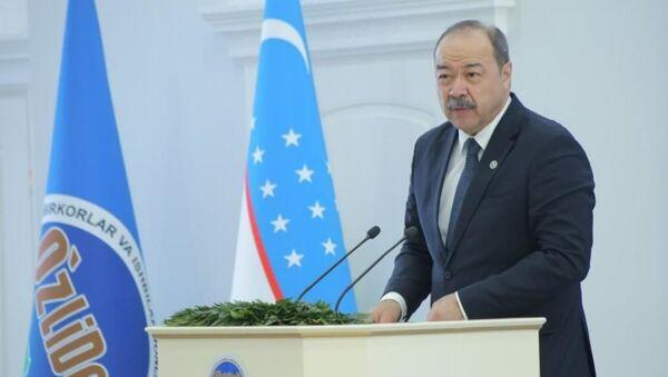 УзЛиДеп обсуждает кандидатуру Абдуллы Арипова на пост премьер-министра - Sputnik Ўзбекистон