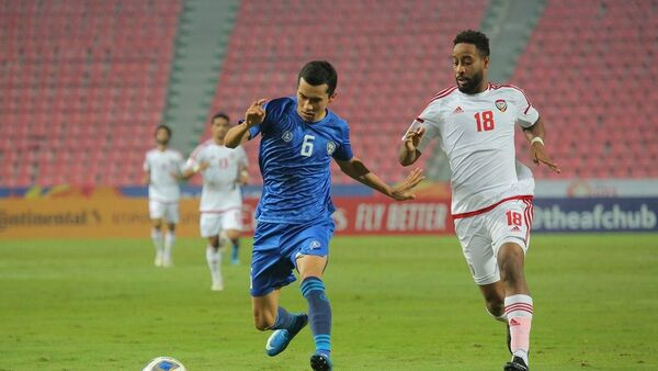 Олимпийская сборная Узбекистана 19 января проведет матч против команды Объединенных Арабских Эмиратов (ОАЭ) - Sputnik Ўзбекистон