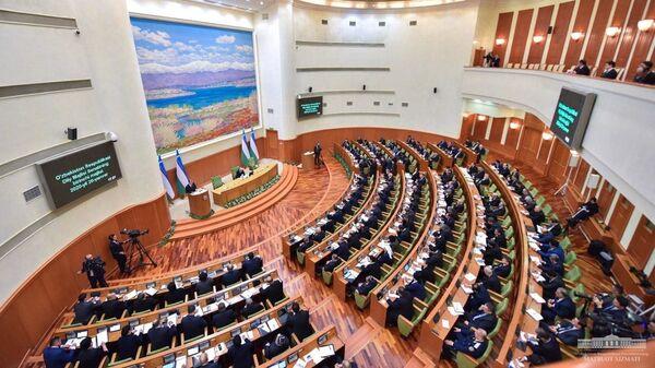 Заседание Сената Олий Мажлиса - Sputnik Ўзбекистон