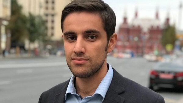Политолог, старший преподаватель РУДН Камран Гасанов - Sputnik Узбекистан