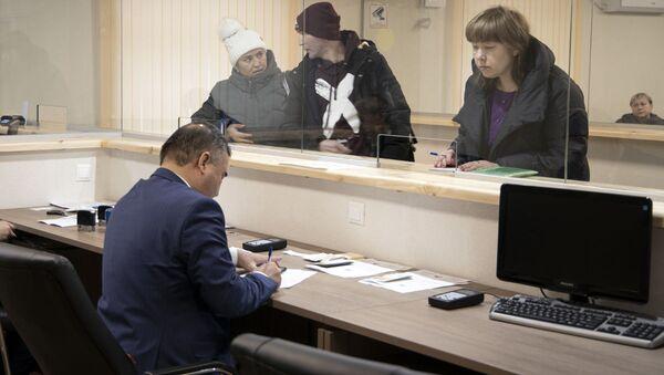Работа консульства Узбекистана в Москве - Sputnik Узбекистан