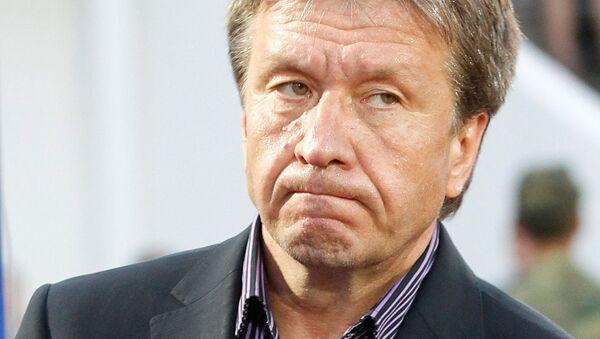 Экс-тренер футбольного клуба Ростов Сергей Балахнин - Sputnik Узбекистан