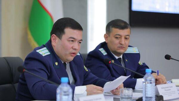 Хасан Кабирджанов - первый заместитель БПИ - Sputnik Ўзбекистон