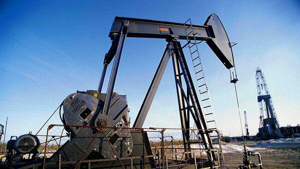 Разработка нефтяных пластов - Sputnik Узбекистан