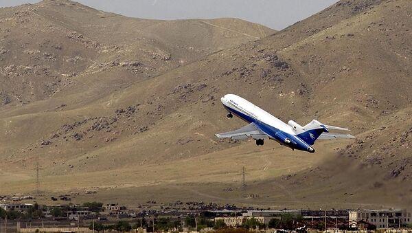 Самолет авиакомпании Ariana Airlines - Sputnik Ўзбекистон