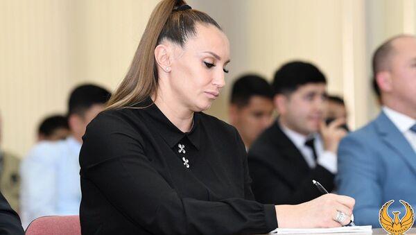 Ирода Туляганова избрана на пост вице-президента федерации тенниса Азии  - Sputnik Ўзбекистон