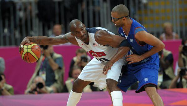 ОИ - 2012. Баскетбол. Мужчины. Матч США - Франция - Sputnik Узбекистан
