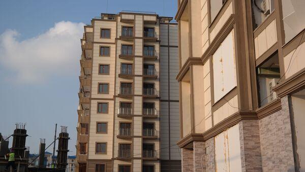 Многоэтажные дома в Ташкенте - Sputnik Узбекистан