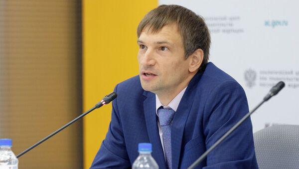 Директор Центра изучения мировых энергетических рынков ВШЭ Вячеслав Кулагин  - Sputnik Узбекистан
