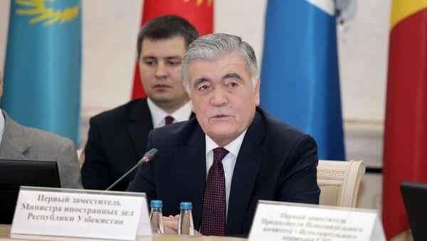 Илхом Нематов - Sputnik Узбекистан