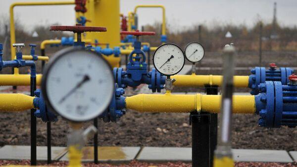 Открытие Быстрицкого газового месторождения в Львовской области - Sputnik Ўзбекистон