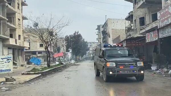 Главный оплот террористов в Сирии взят под контроль правительственными войсками - Sputnik Узбекистан