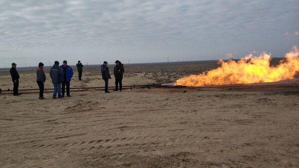 Месторождение нефти - Sputnik Узбекистан