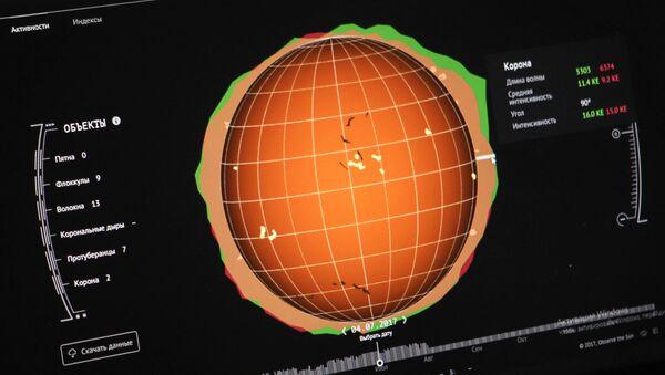 Cолнечная обсерватория РАН в Карачаево-Черкесии - Sputnik Узбекистан