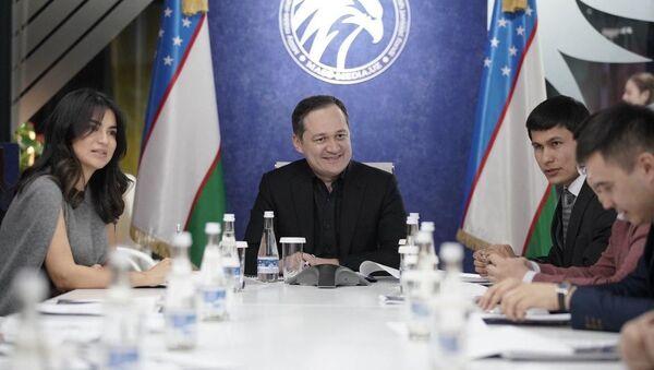 Новая должность Мирзиёевой - Sputnik Узбекистан