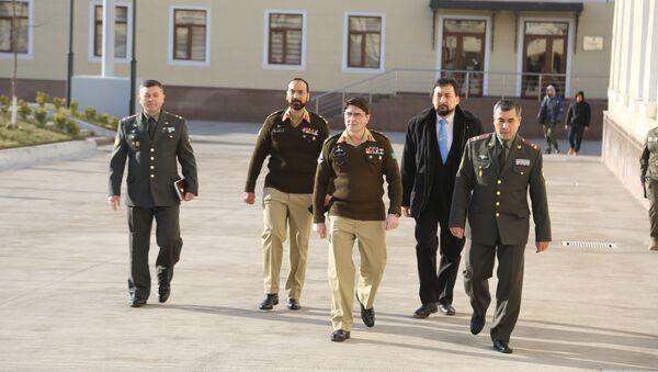 Академия вооруженных сил Узбекистана - Sputnik Узбекистан