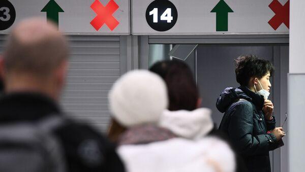 Усиление санитарно-карантинного контроля в аэропортах - Sputnik Ўзбекистон