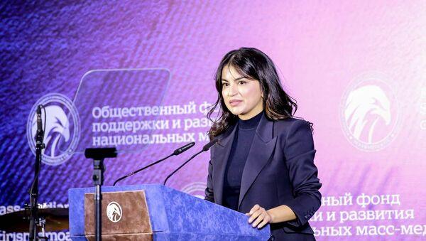 Быть дочерью президента - не привилегия: Саида Мирзиёева поговорила с журналистами - Sputnik Узбекистан