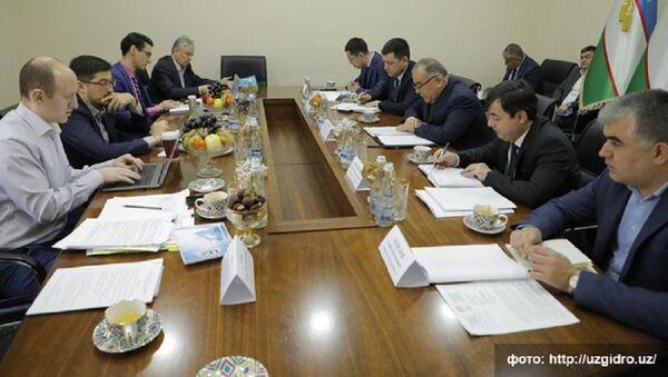 АО Узбекгидроэнерго - ПАО Силовые машины: новый этап сотрудничества - Sputnik Узбекистан