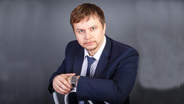Александр Ведруссов - Sputnik Узбекистан