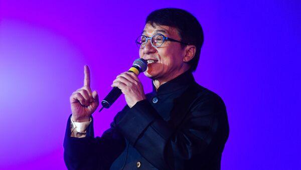 Актер Джеки Чан - Sputnik Узбекистан
