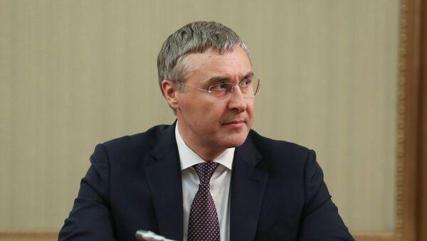 Министр науки и высшего образования РФ Валерий Фальков - Sputnik Узбекистан