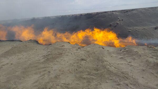В Бухаре выявлены новые запасы газа на глубине 2000 метров - Sputnik Ўзбекистон