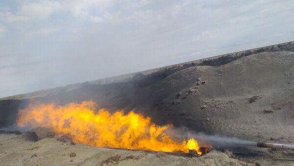 В Бухаре выявлены новые запасы газа на глубине 2000 метров  - Sputnik Узбекистан