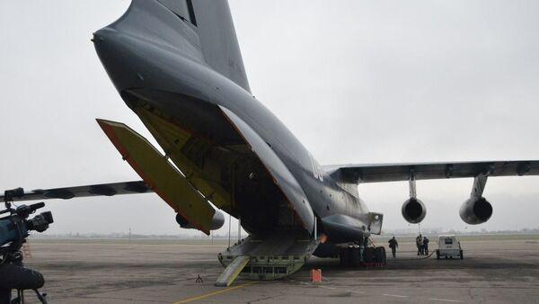 Узбекистан направил гуманитарную помощь в Китай - Sputnik Ўзбекистон