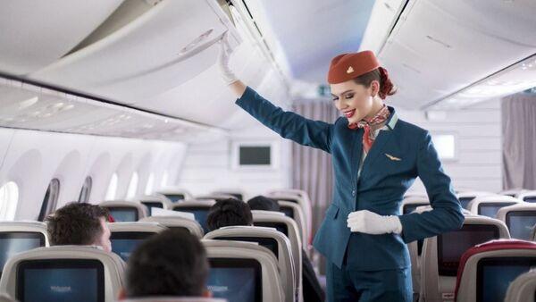 Новая форма авиакомпании Uzbekistan Airways - Sputnik Узбекистан