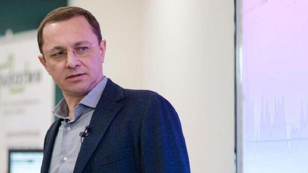 Ведущий аналитик QBF Олег Богданов - Sputnik Узбекистан