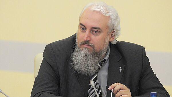 Михаил Смолин - Sputnik Узбекистан