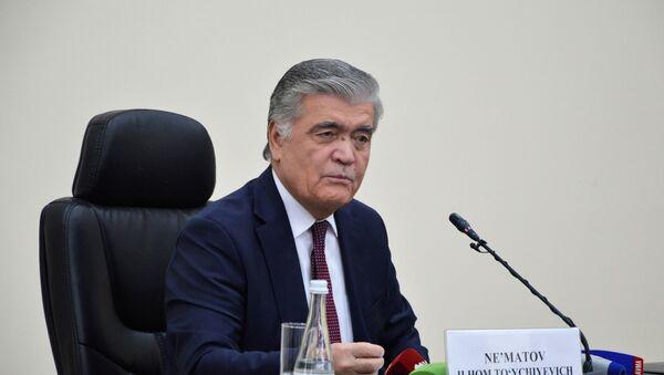 Pervыy zamestitel ministra inostrannыx del Ilxom Ne'matov - Sputnik Oʻzbekiston
