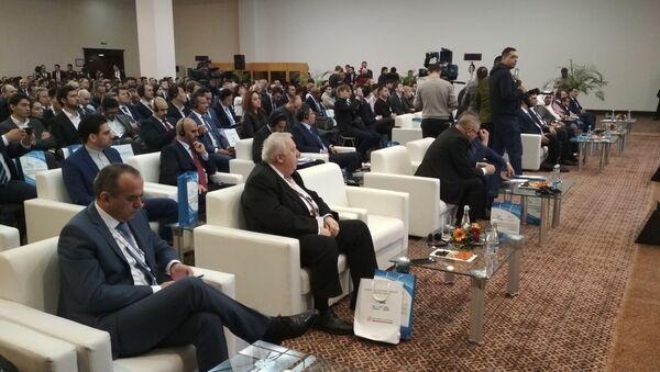 Международный авиационный форум в Ташкенте - Sputnik Узбекистан