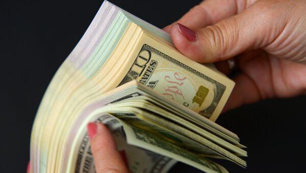 Доллары США - Sputnik Узбекистан