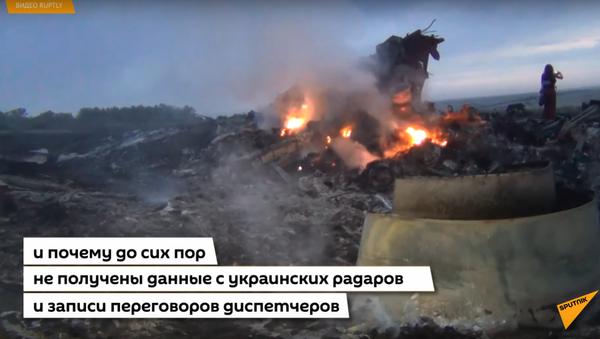 В Сети появились новые документы по делу о крушении MH17 - Sputnik Узбекистан