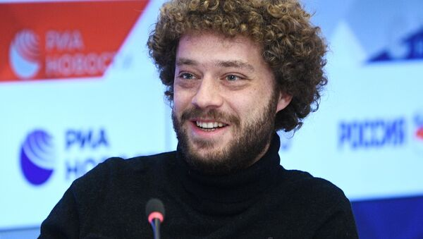 Российский общественный деятель, журналист, предприниматель и видеоблогер Илья Варламов - Sputnik Ўзбекистон