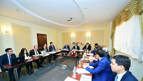 В Нур-Султане состоялась рабочая встреча генеральных секретарей НОК центральноазиатской зоны - Sputnik Ўзбекистон