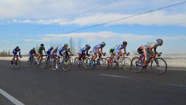 Соревнования по велоспорту в Бостанлыке - Sputnik Ўзбекистон
