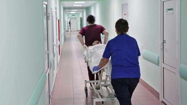 Больница, фото из архива - Sputnik Ўзбекистон