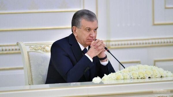 Президент Узбекистана Шавкат Мирзиёев - Sputnik Ўзбекистон