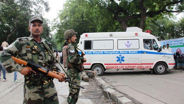 Взрыв у здания Высокого суда в Нью-Дели - Sputnik Ўзбекистон