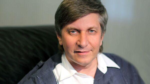 Виктор Михайлов - Sputnik Ўзбекистон