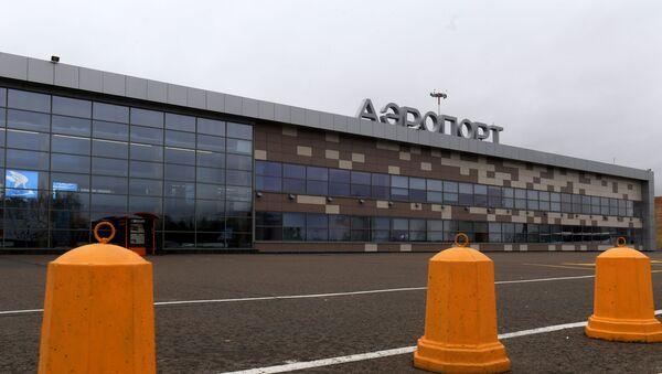 Mejdunarodnыy aeroport  Begishevo  - Sputnik Oʻzbekiston