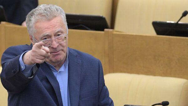 Пленарное заседание Госдумы РФ   - Sputnik Узбекистан