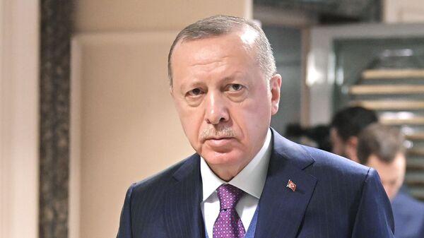 Рабочий визит президента РФ В. Путина в Турецкую Республику - Sputnik Ўзбекистон