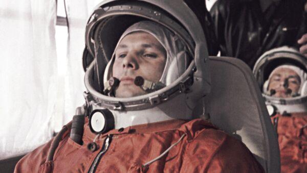 Юрий Гагарин, первый космонавт СССР - Sputnik Узбекистан