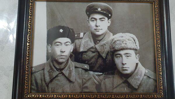 Ветеран Максуд Акилов  - Sputnik Узбекистан