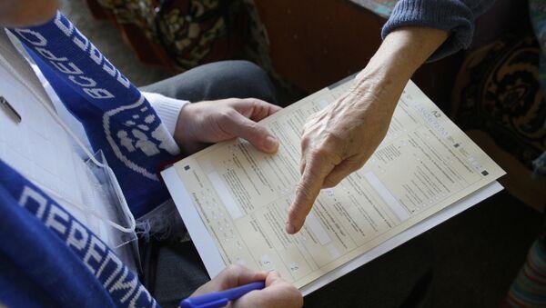 Всероссийская перепись населения 2010 - Sputnik Узбекистан